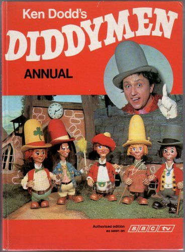 Liverpool's own Ken Dodd and his Diddymen from Notty Ash! Family TV