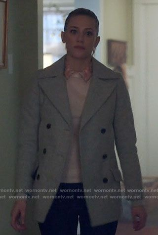 a6a08db78a43e Boyd+Coat in 2019 | worn on TV | Riverdale fashion, Fashion, Outfits
