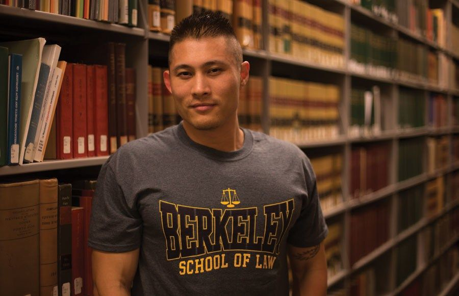 Uc Berkeley Law Student Jeremy Long Entered The Porn -4124