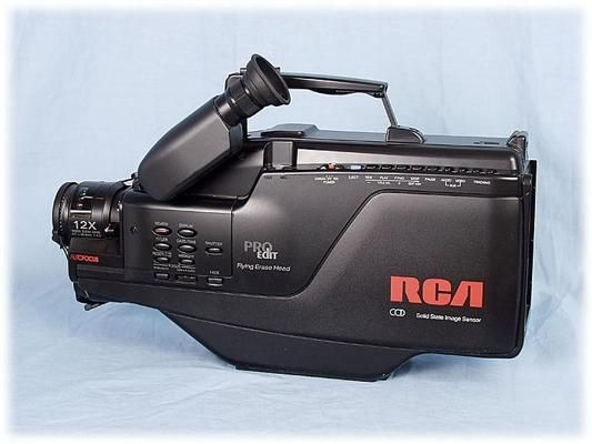 Vhs Camcorder Yahoo Image Search Results Camcorder Vhs Video Camera