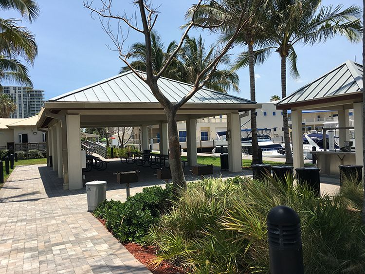 Dania Beach Marina Pavilion Dania Beach Fort Lauderdale International Airport Beach Road