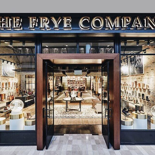 We're Now Open At Tysons Corner Center! #thefryecompany