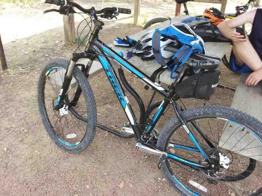 Trek 3700 Mountain Bike Review Mountain Bike Reviews Bike