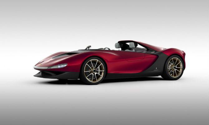 Ferrari vai produzir o conceito Sergio - carros - Jornal do Carro
