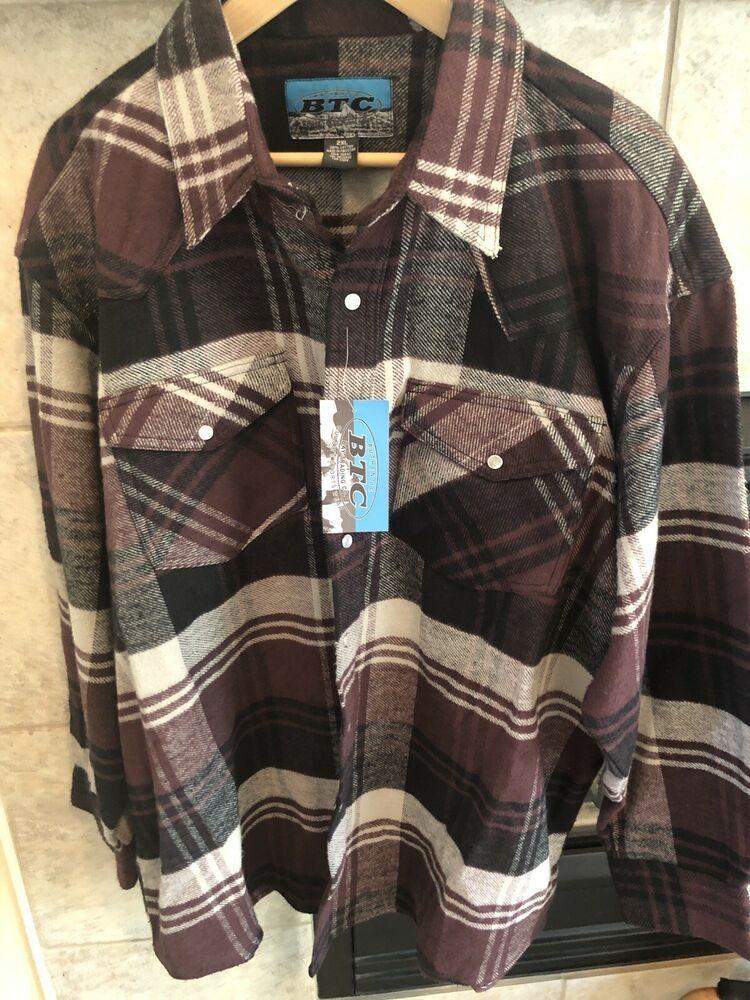 btc flannel
