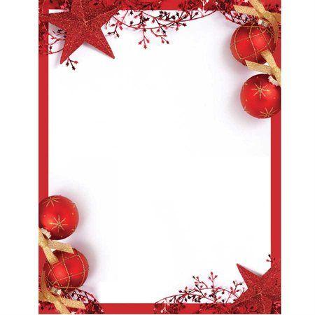 Lettre De Noel exemple papier à lettre noel | Lettre de noel, Papier de noël, Noel