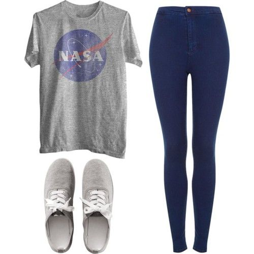 nasa shirt outfit - photo #5