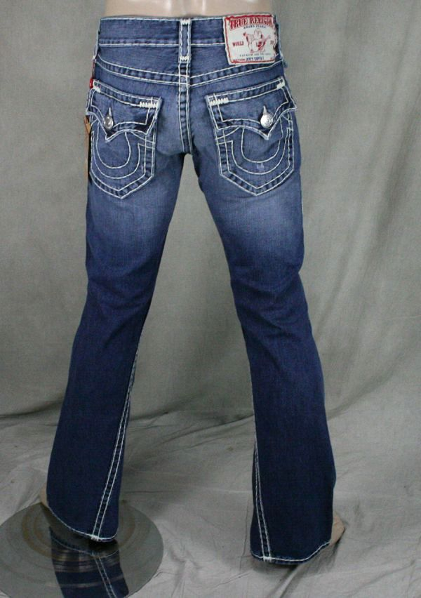 b7929e8a2 True Religion Jeans Men s JOEY Super T Independence 24803NBT2