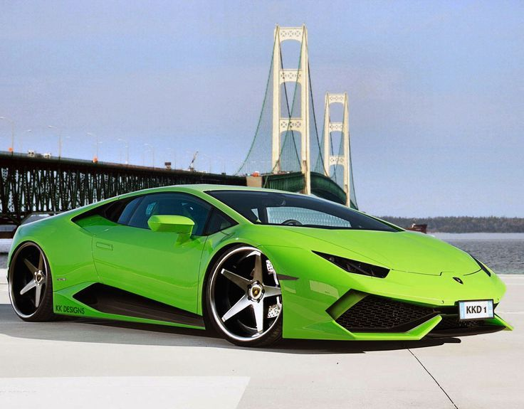 High Quality #Lamborghini Huracan KK Designs