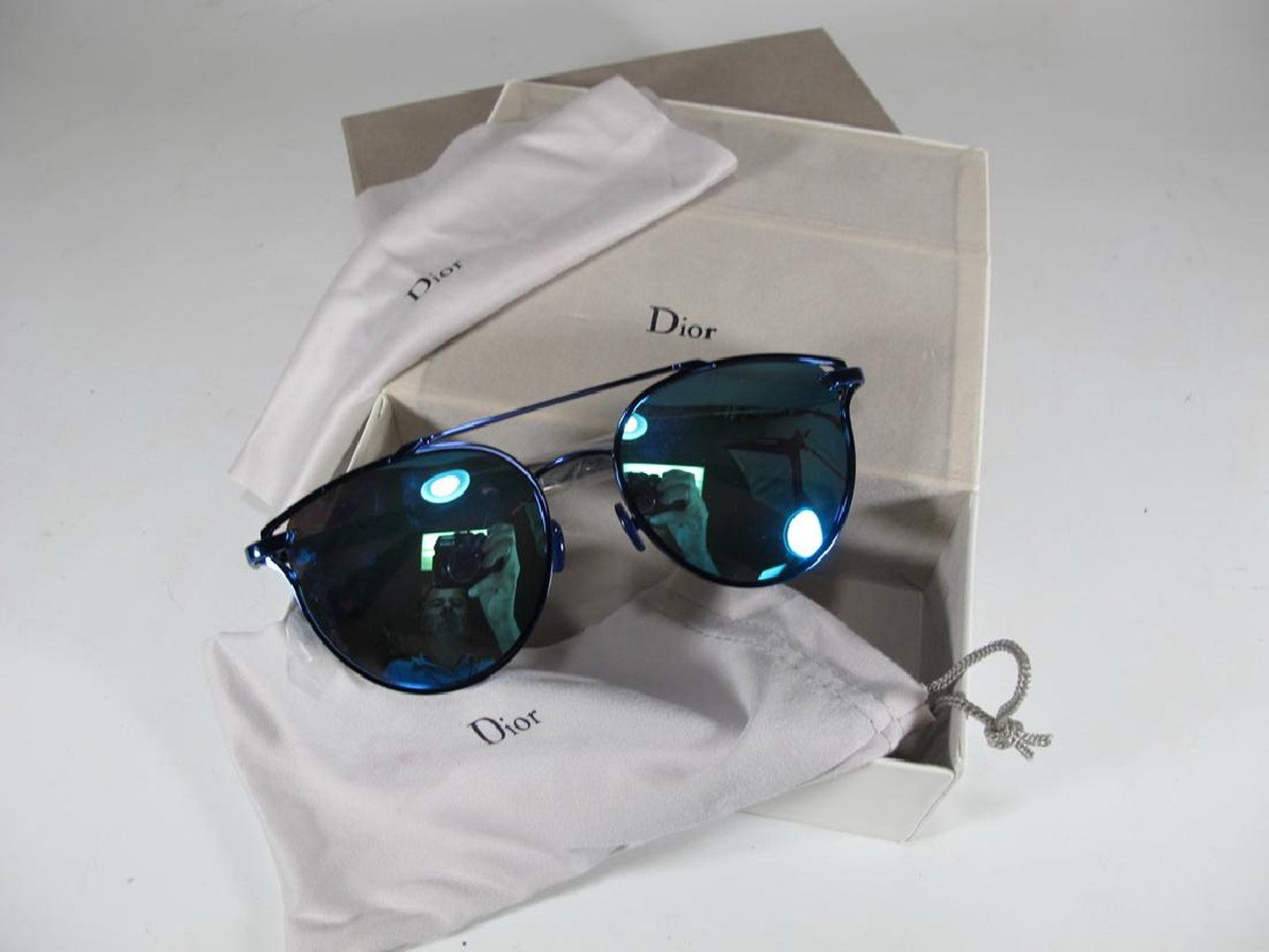 39ec8ef05038c New Christian Dior sunglasses in a box Presentes Legais, Óculos De Sol De  Luxo,