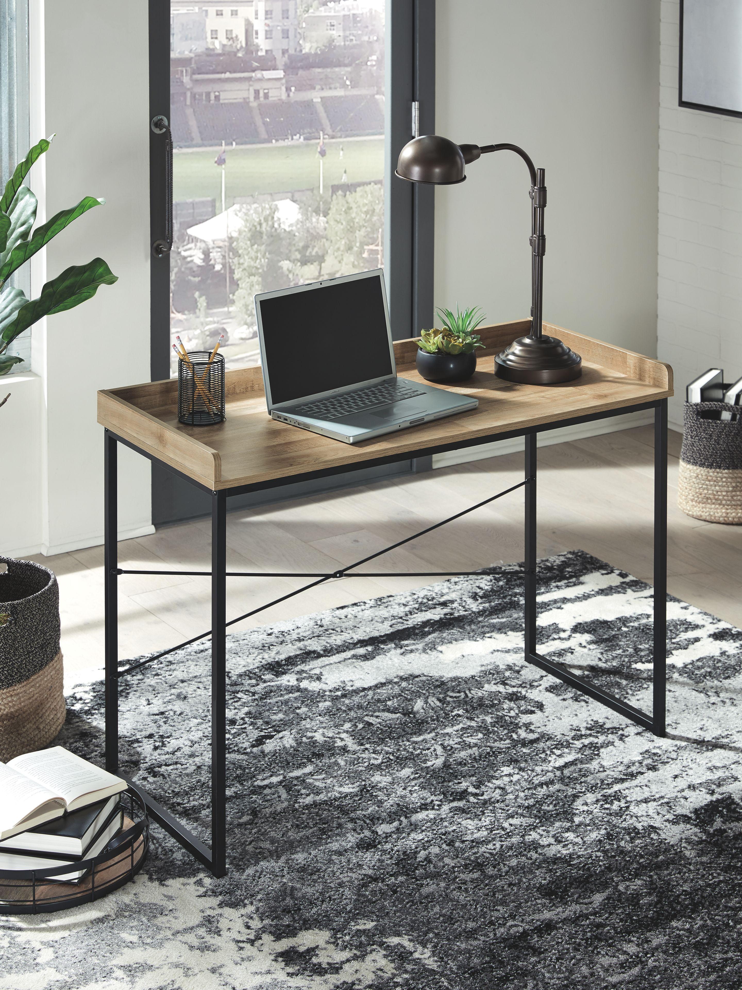 Gerdanet 43 Home Office Desk Ashley Furniture Homestore Home Office Desks Office Desk Signature Design By Ashley