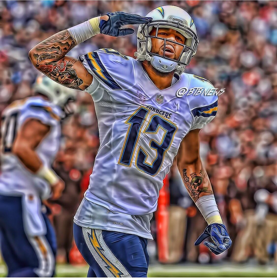 Keenan Allen Is Going To Make S Great Comeback American Football Nfl Football Great Comebacks