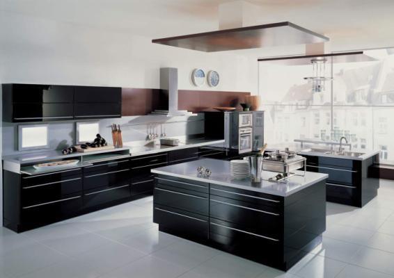 Contemporary Modern Kitchen Designs