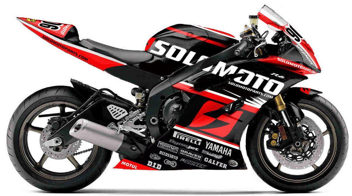 Yamaha Yzf R6 Motos Sbk Ss Stk Motorcycles Pinterest