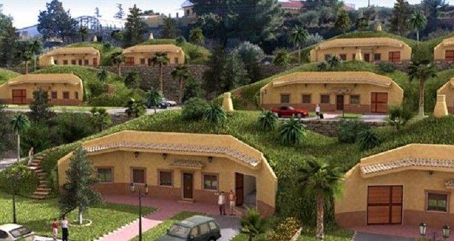 Santiago chile casa y jardines picture curiosidad el t rmino de construcciones ecol gicas de - Construcciones de casas ...