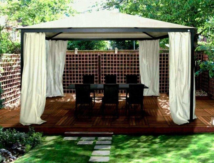 45 Stylish Backyard Gazebo Ideas On A Budget Modern Gazebo