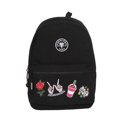 Mochila Feminina Moda Cavalera Shine Preto Notebook Escolar  mochilas   mochilasfemininas  lindasmochilas  mulheres 14b058aa15