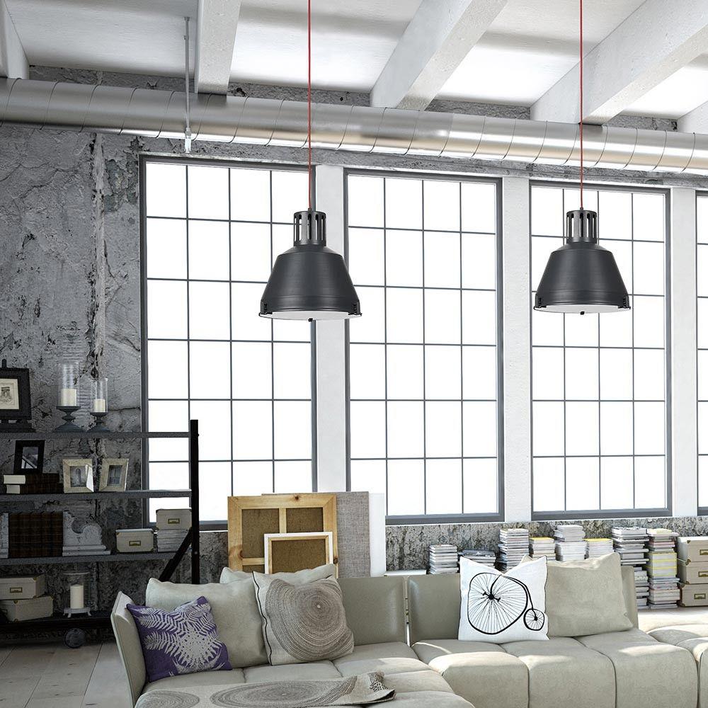 Licht Skapetze skapetze indust m pendelleuchte ø 33 cm im industrial stil