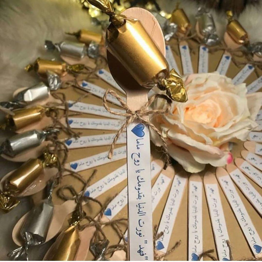 للطلب التواصل عن طريق الدايركت مسج او الواتساب 0544566410 Babyshower ورد الامارات خطوب Baby Shower Souvenirs Boy Diy Crafts For Gifts Eid Stickers