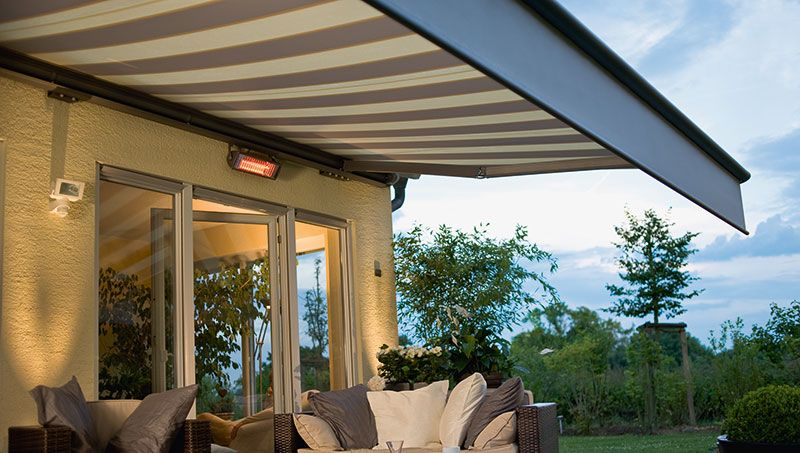 Patio Awnings Uk House And Garden Awning By Eden Verandas Garden Awning Patio Awning Awnings Uk