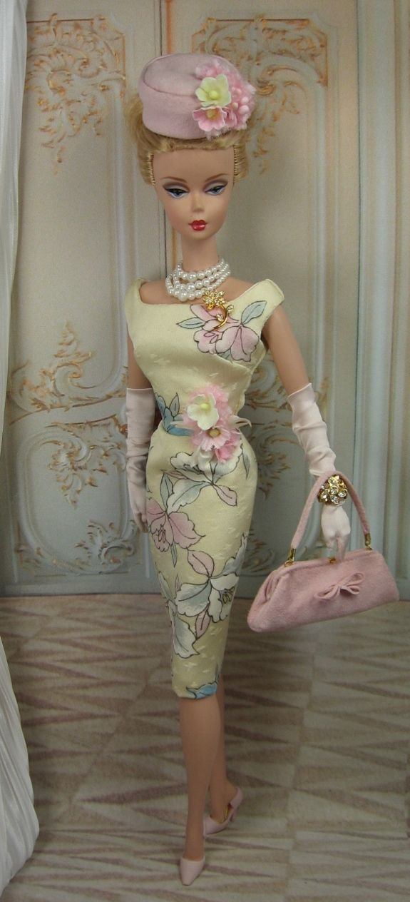Morning Rose for Silkstone Barbie and Victoire Roux | Barbie ...