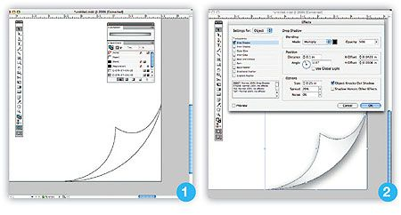 How To Do Page Turn Effect Indesign Indesign Yearbook Graphic Design