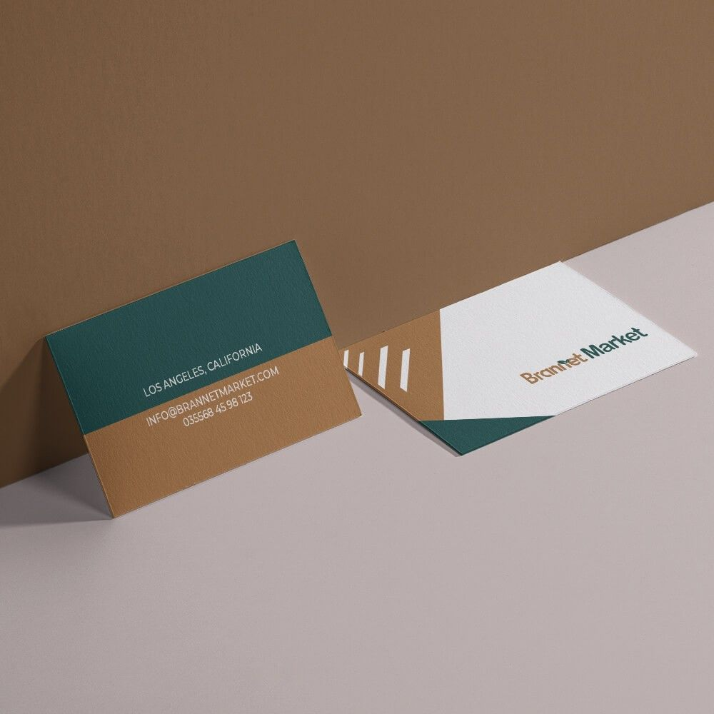 Fashion Business Card Template Brannet Market Fashion Business Cards Business Card Template Card Template