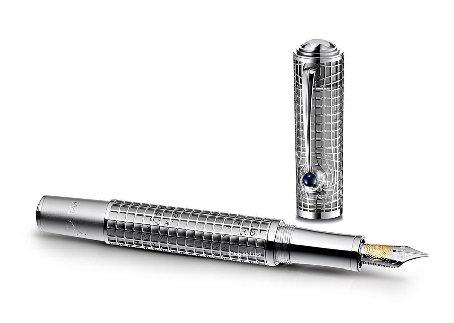 7c9c8f65979 Montblanc Albert Einstein Limited Edition 99