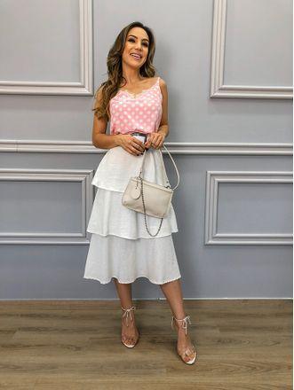 00f207965 Blusa-Alca-Poa-Colors-Rosa | Coisas para comprar em 2019 | Fashion ...