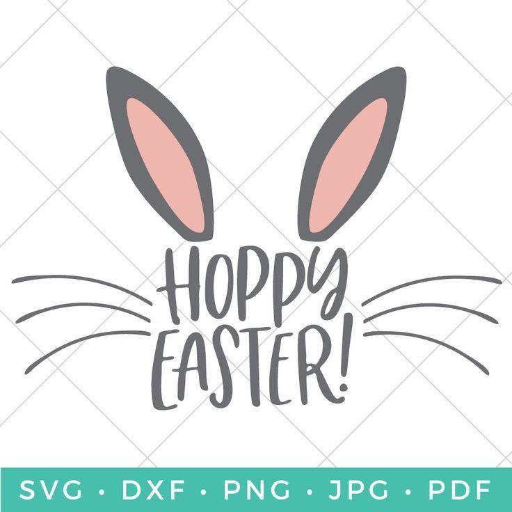 Hoppy Easter Bunny - SoFontsy