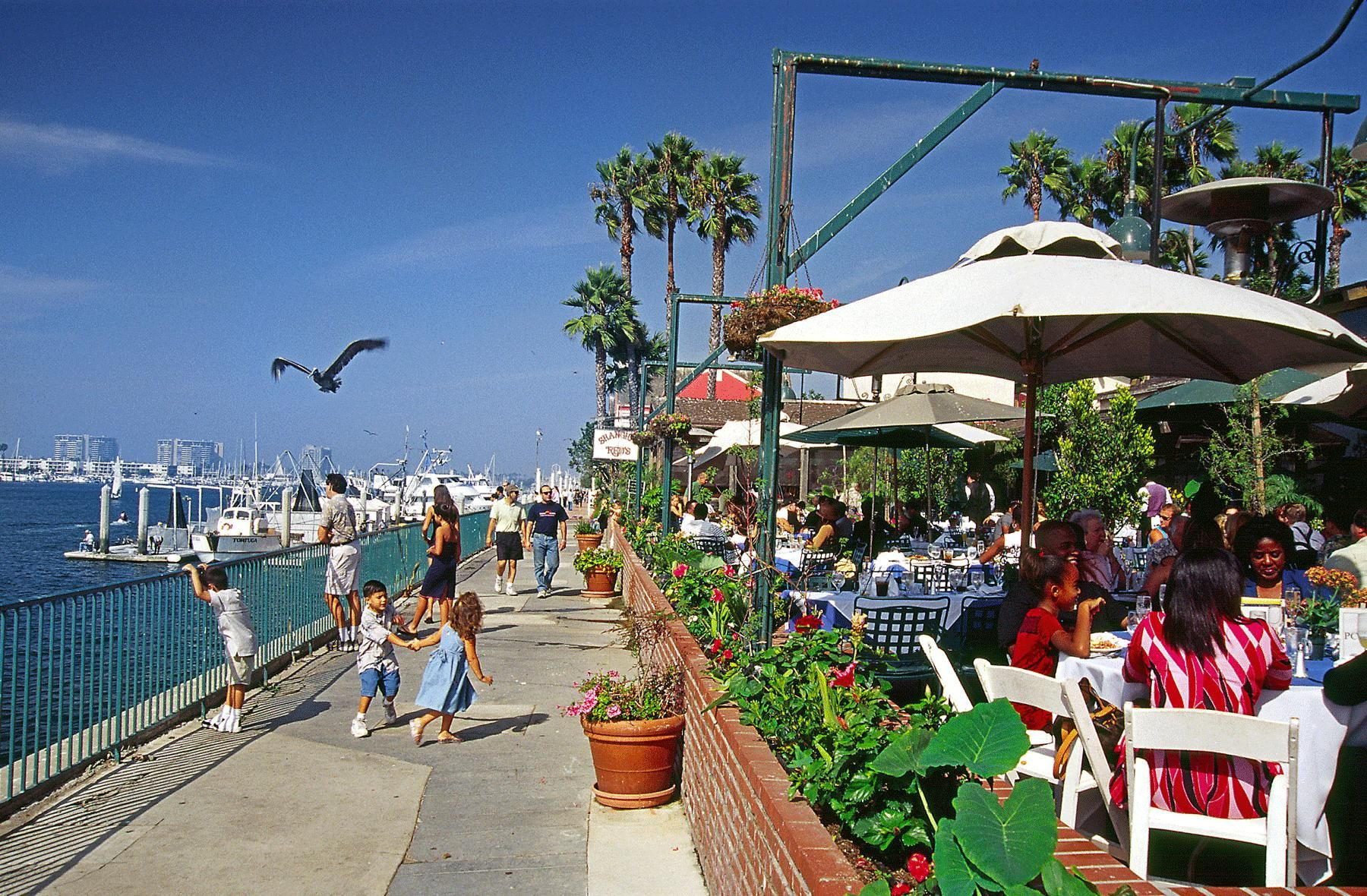 I Love This Picture Of Fisherman S Wharf In Marina Del Rey The