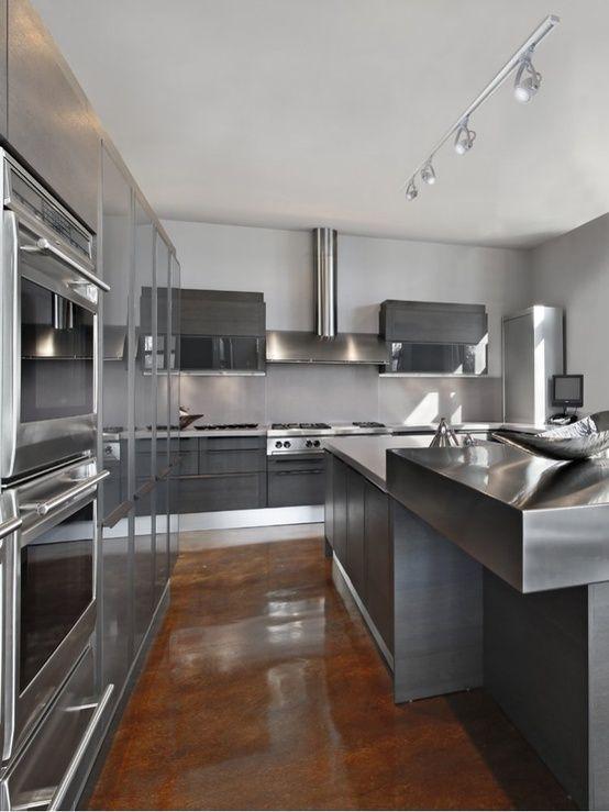 illuminazione in cucina - Cerca con Google | illuminazione ...