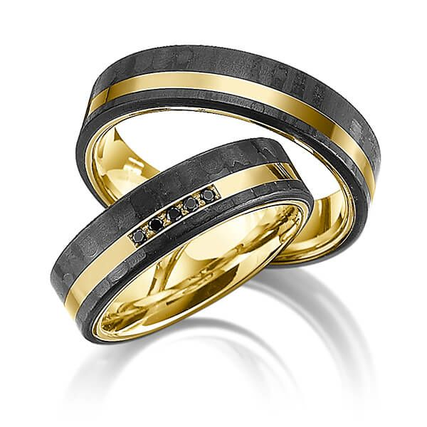 Trauringe 1 2 3 gold