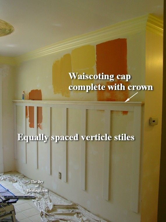 Pictures Of Craftsman Style Wainscoating 10 Wainscoting