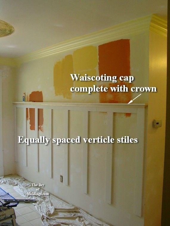 10 Wainscoting 100 Tall Craftsman Style Wainscoting