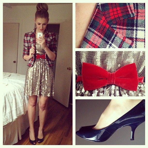 Holiday outfitspiration