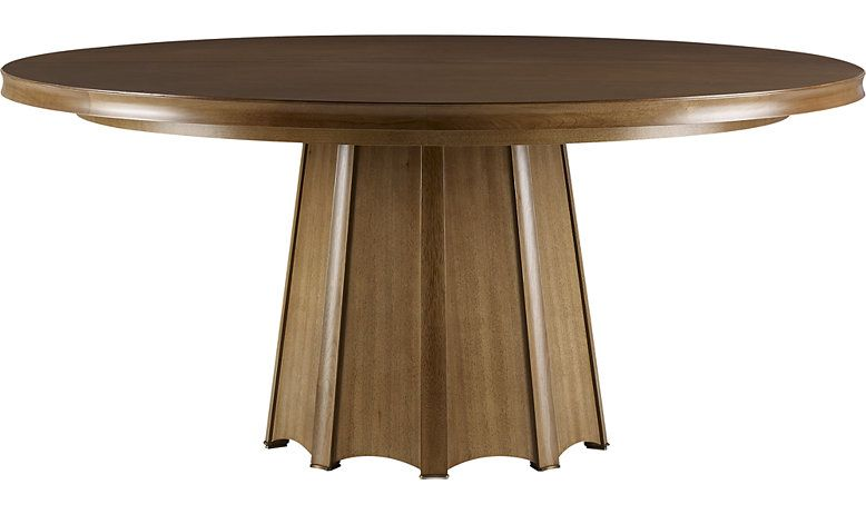 Shop For Baker Encircle Dining Table, And Other Dining Room Dining Tables  At Hickory Furniture Mart In Hickory, NC. The Ultimate In Understatement  And ...