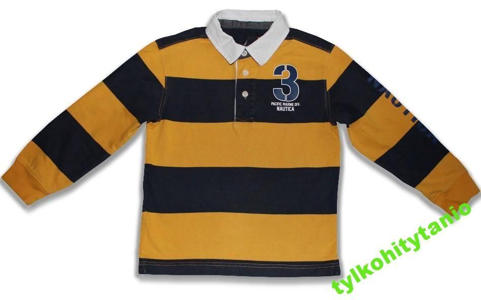 Bluza Nautica Polo 7 Lat 5308147893 Oficjalne Archiwum Allegro Mens Polo Shirts Polo Mens Tops