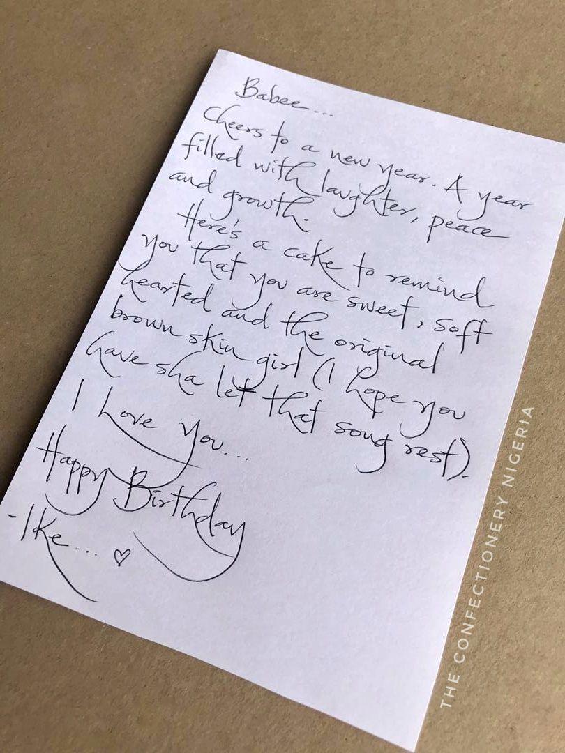 Birthday Letter For Girlfriend Pdf