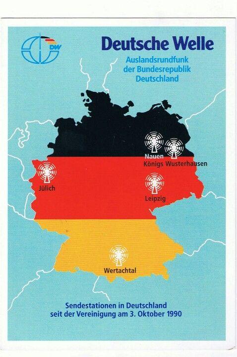 Deutsche Welle Germany Deutsch welle, Bundesrepublik und