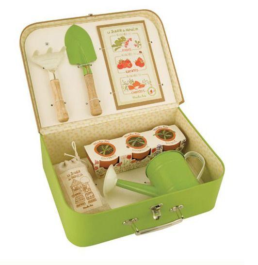 10 Great Easter Basket Gift Ideas For Kids Gardening Kit Http