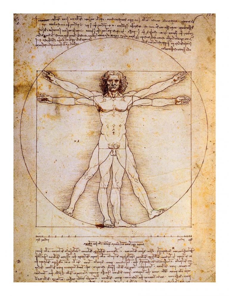 Leonardo Da Vinci Machines Lrma Da Vinci Vitruvian Man Da Vinci Painting Vitruvian Man