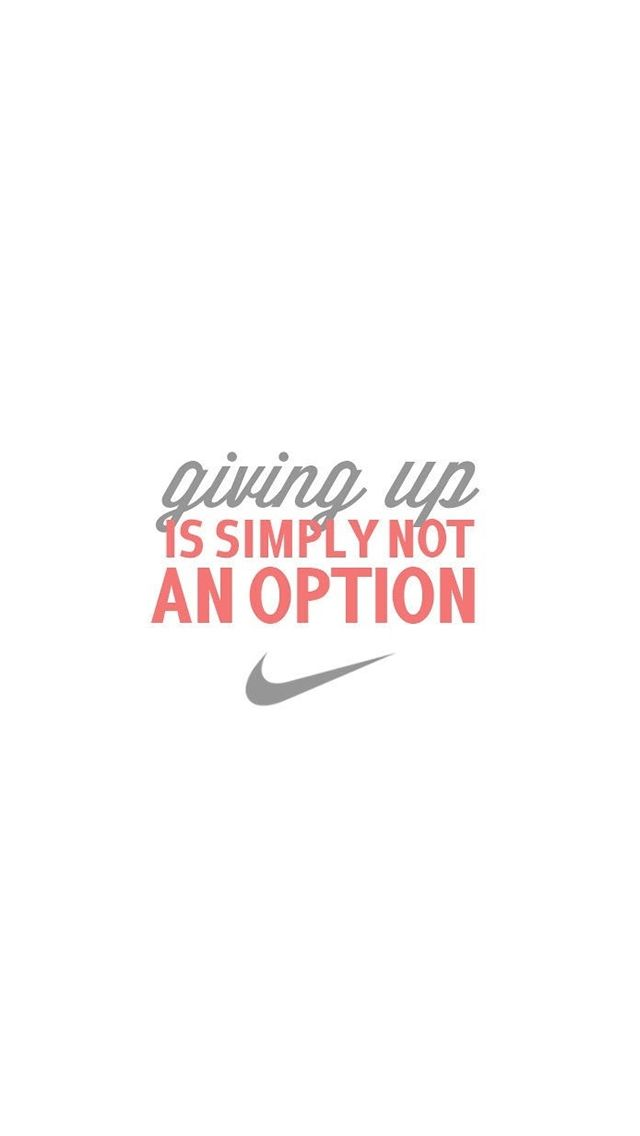 Giving Up Mobile9 Fitness Motivation Wallpaper Fitness Wallpaper Iphone Fitness Wallpaper