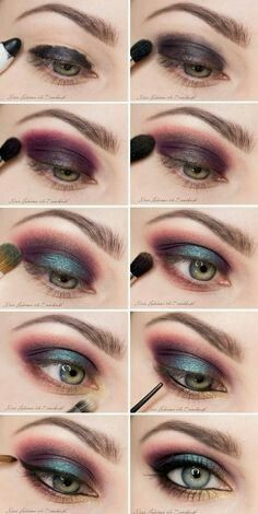 Pin By Nadia Karpov On Makeup Exotic Eye Makeup Makeup Exotic