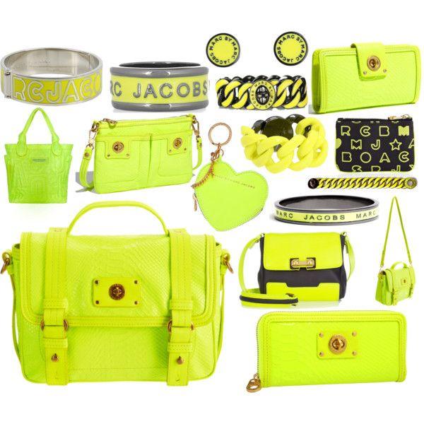 Neon Marc Jacobs