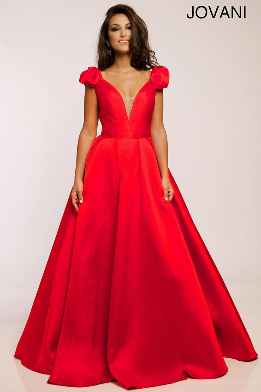 Red Jovani Ballgown 88999 | Jovani | Pinterest | Prom, Gowns and Formal