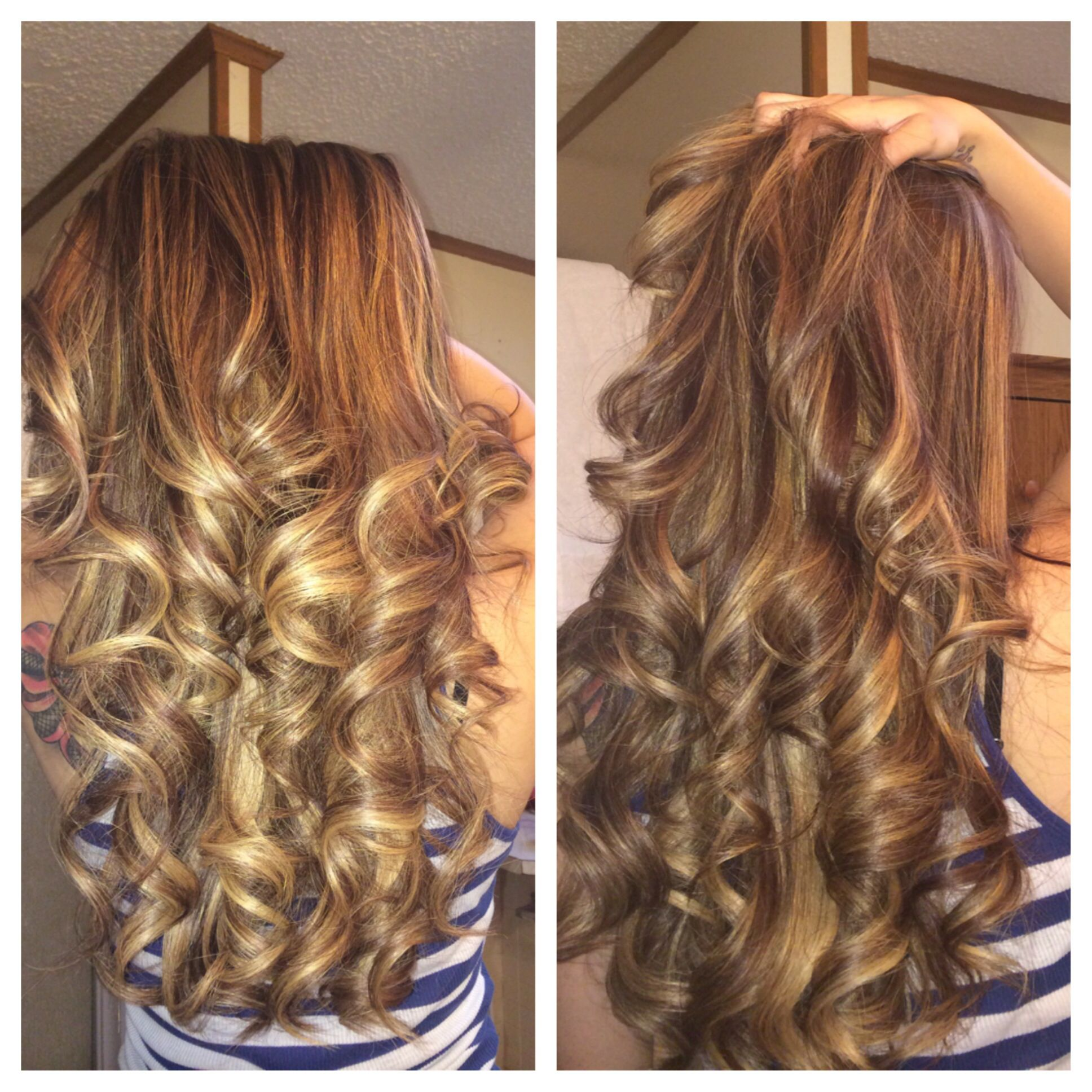 My Hair Color For Spring And Summer 2014 Done At Bombshell Salon Absolutely Love These Girls Work Carmel H Hair Inspo Color Carmel Hair Spring Hair Color