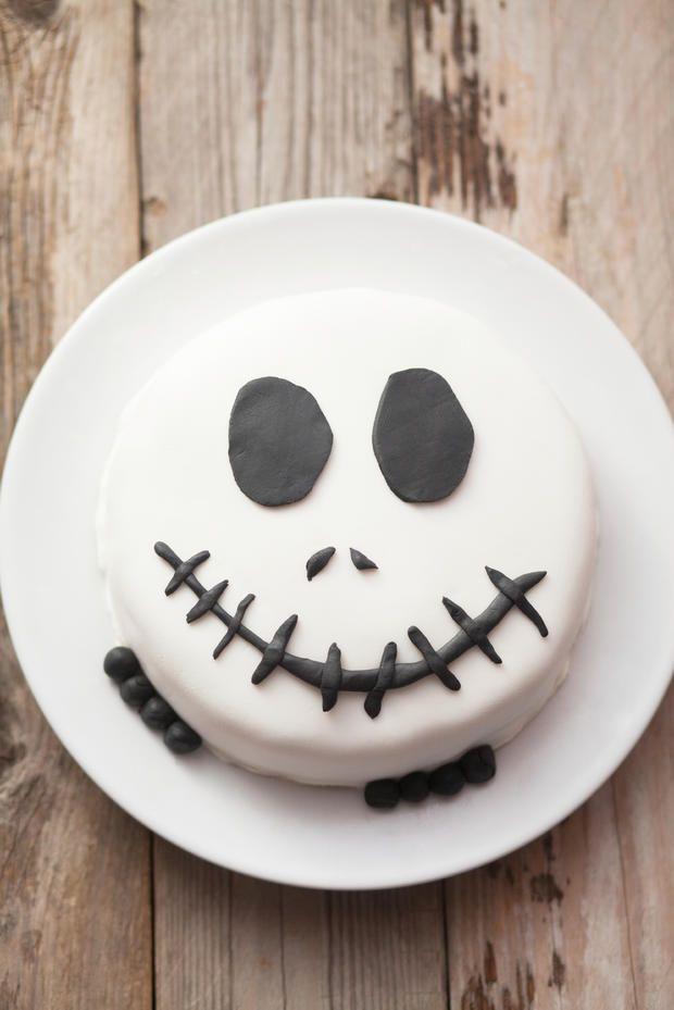 Rezept: Schnell, einfach, köstlich - Die Grusel-Halloween-Torte