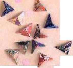 Origami Jewelry Tutorial