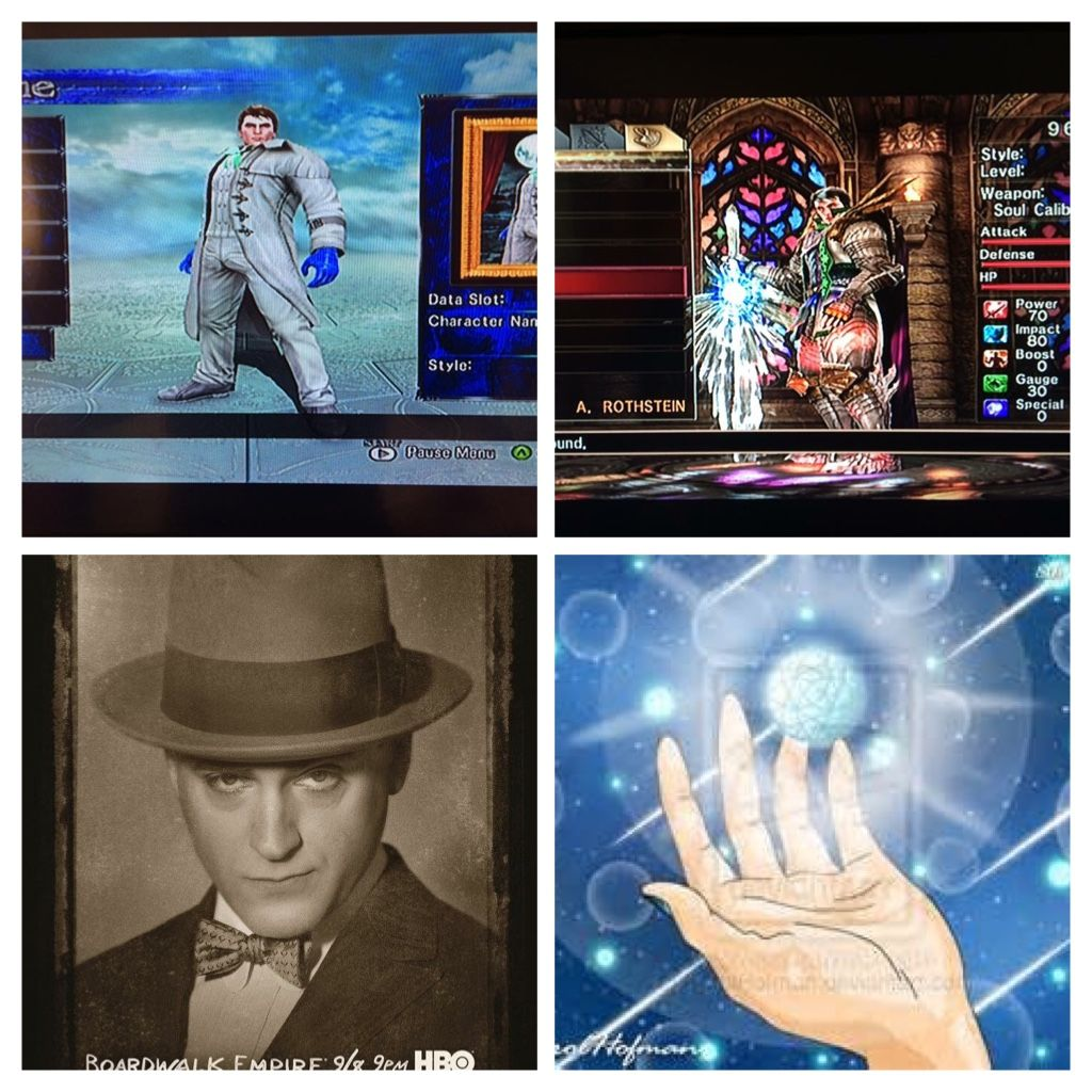Arnold Rothstein: Silver Crystal carrier, Queen Serenity's lover, and General of the Good Moon clan